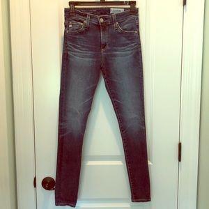 Women's AG Farrah Skinny Jeans